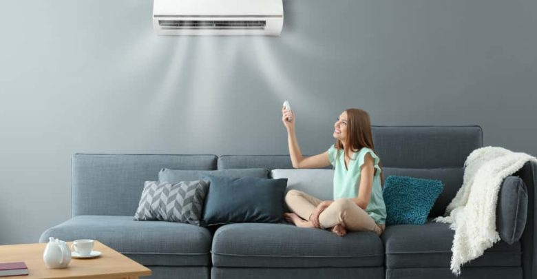 Air conditioning assistance for low income families