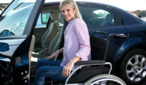 Free cars for disabled person