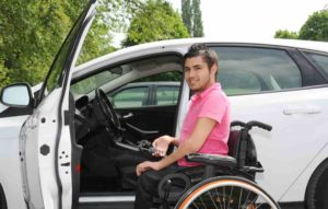 Get free cars for disabled adults