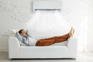 how to get a free air conditioner