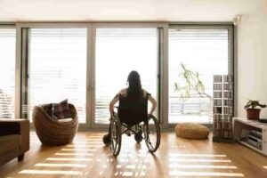 Get grants for home modifications for the disabled