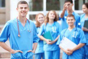 scholarships for male nurses