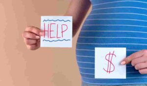 government assistance for pregnant mothers