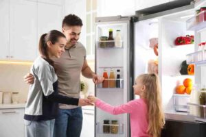Free Refrigerator for low-income families
