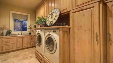 Free washer and dryer for low-income families