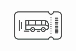 free bus ticket for homeless